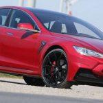 2015 Tesla Model S builds bodykit with basalt fiber