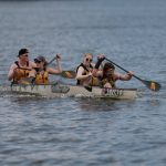 Concrete canoe with basalt mesh wins Regionals, places 8th in Nationals