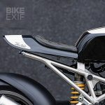 Ducati Monster 400 uses basalt