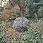 Devine Escapes stone sphere