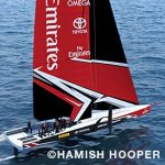 America's Cup AC75 Class Rule specifies basalt in mould construction
