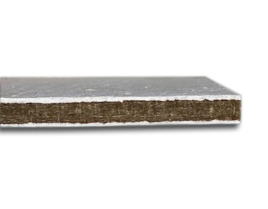 Basalt Cable Tray Board with Intumescent Coating